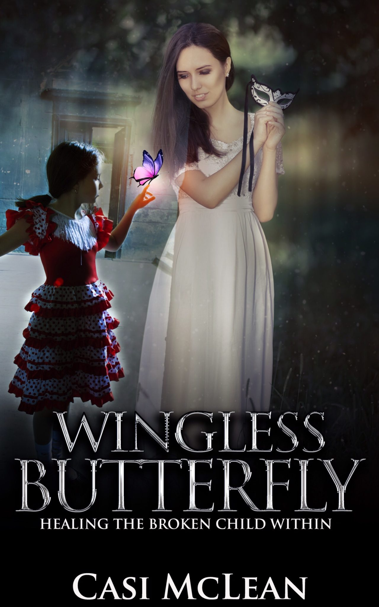 Wingless Butterfly by Casi McLean