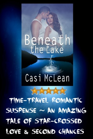 Newest Release: Beneath The Lake ~ Amazon 5-star Read