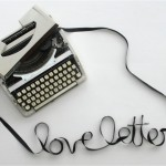 Love Letters~Writing Romance