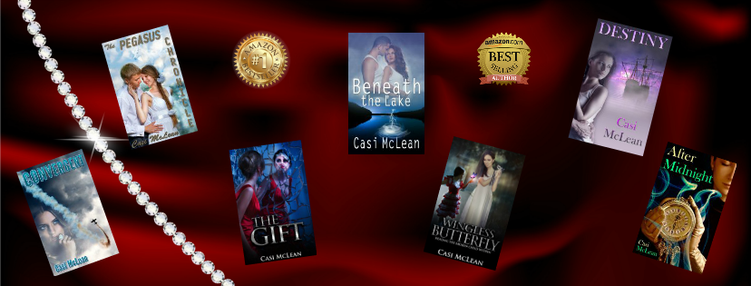 Award Winning Author Casi McLean