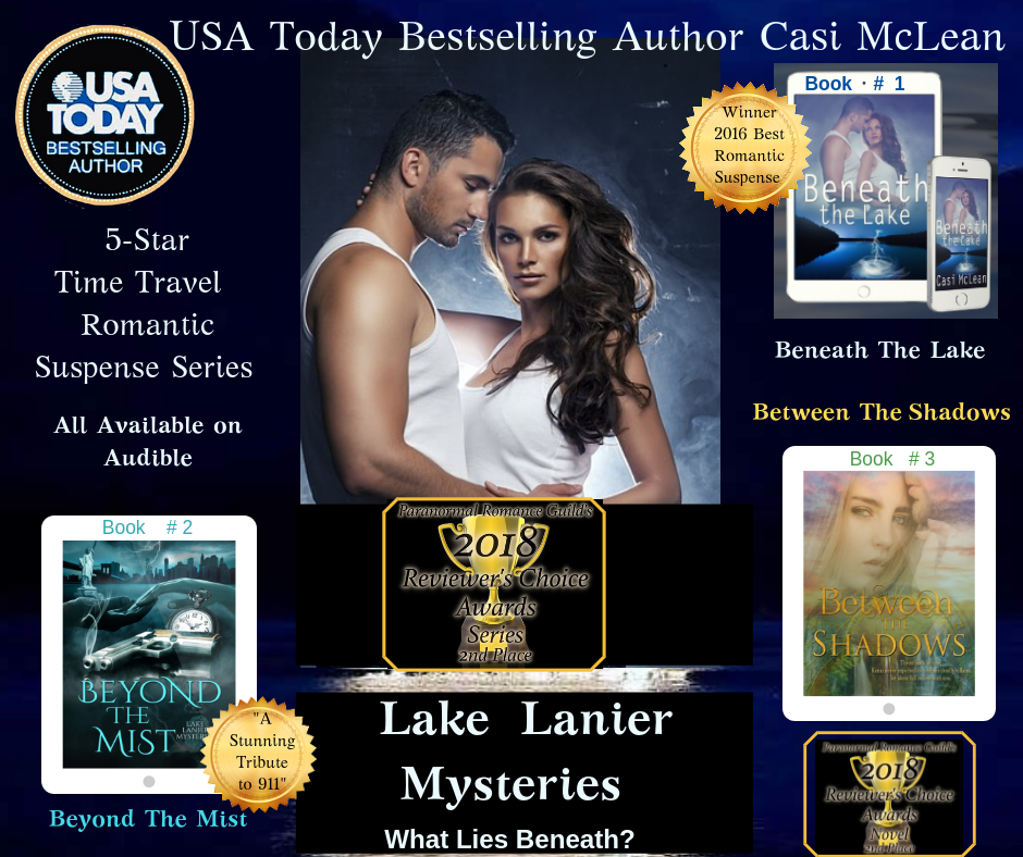 Lake Lanier Mysteries Audio Clips