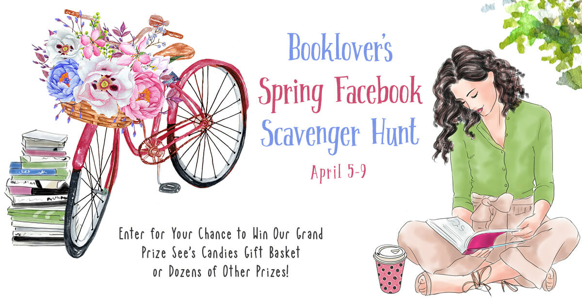 SPRING FACEBOOK SCAVENGER HUNT April 5-9