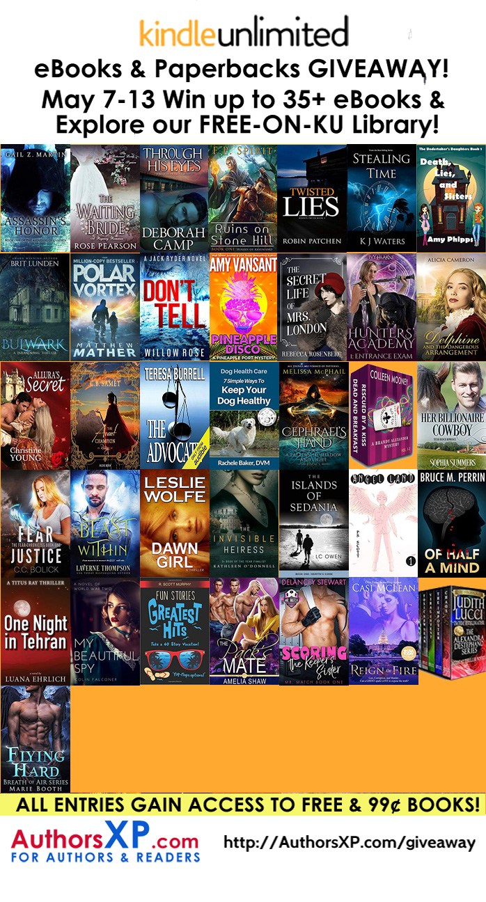 Kindle Unlimited Giveaway