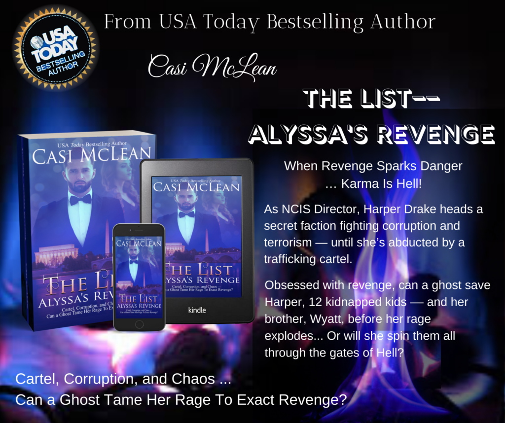 The List––Alyssa's Revenge
