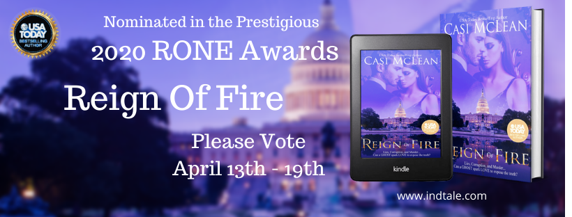 PrestigiousRone Awards Nominee