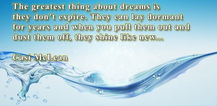 Do You Dare To Live Your Dreams?