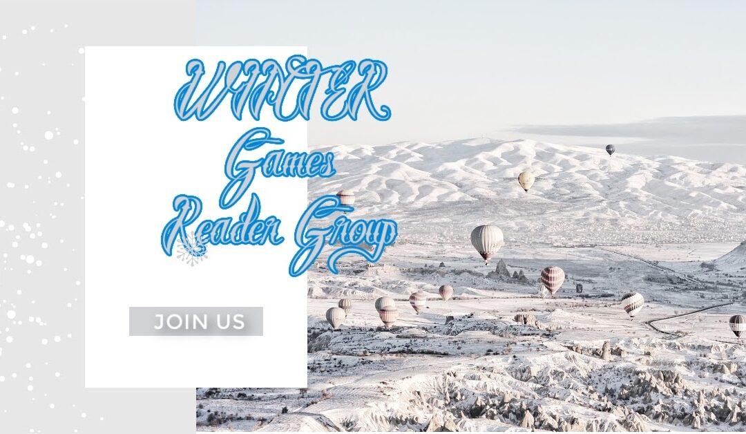 2021 WINTER GAMES READER CHALLENGE